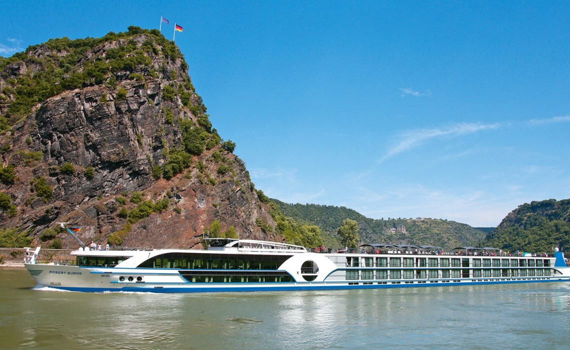 Omega World Travel Ceo Named Godmother Of River Cruise