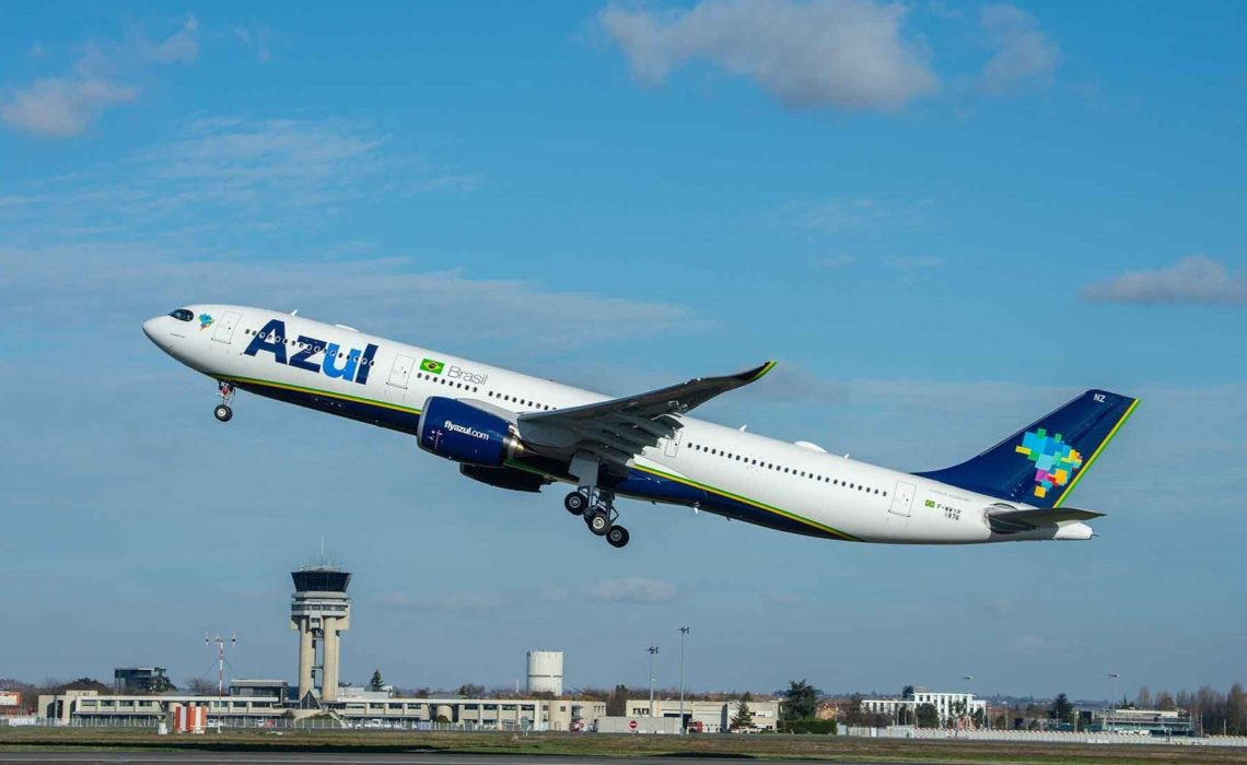 Azul Airlines - Nonstop flights from Florida to Brazil