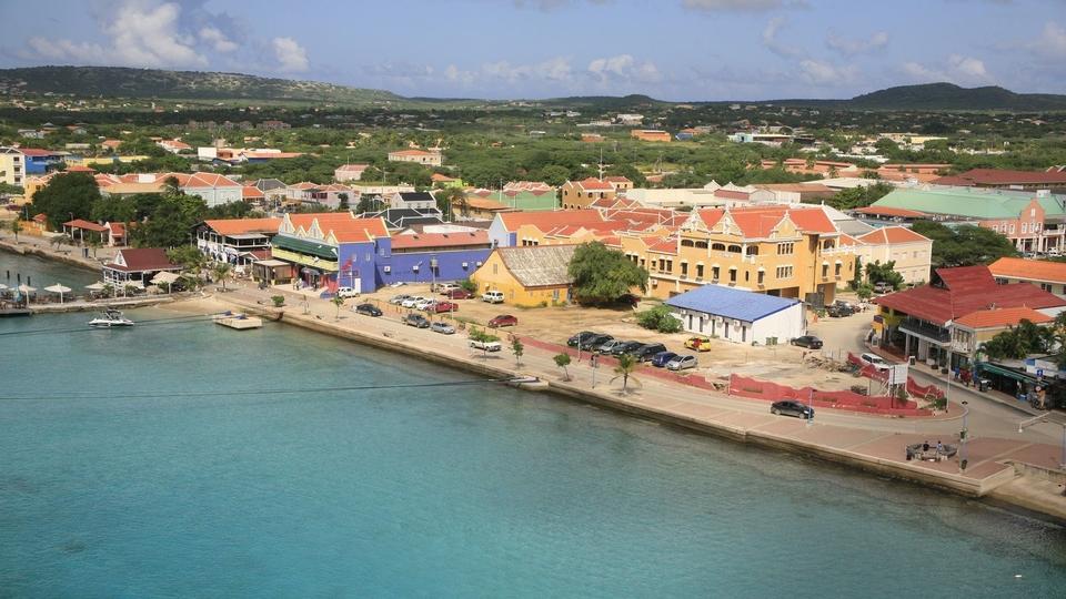 Skyline Kralendijk, Bonaire